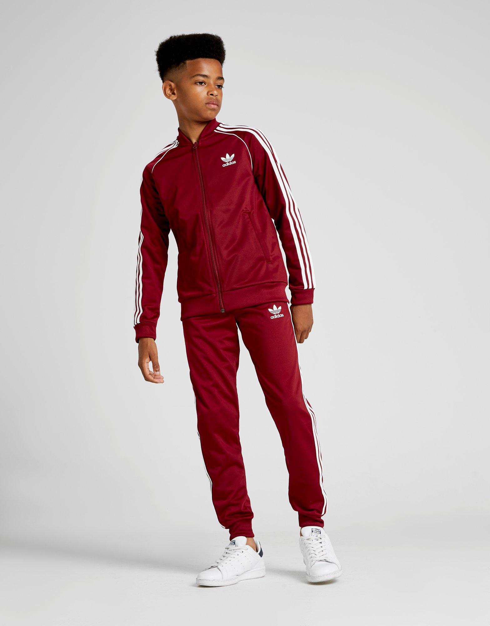 De Veste Redoute La Adidas Bleu Survêtement Flamestrike