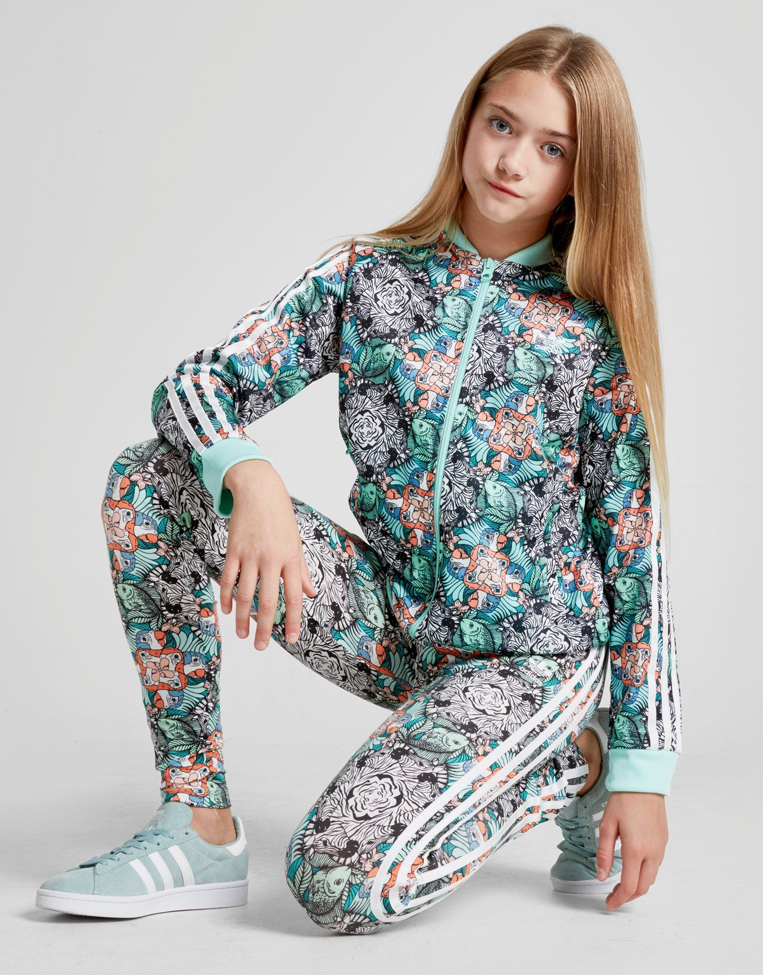 adidas Originals Legging Girls' Zoo Junior