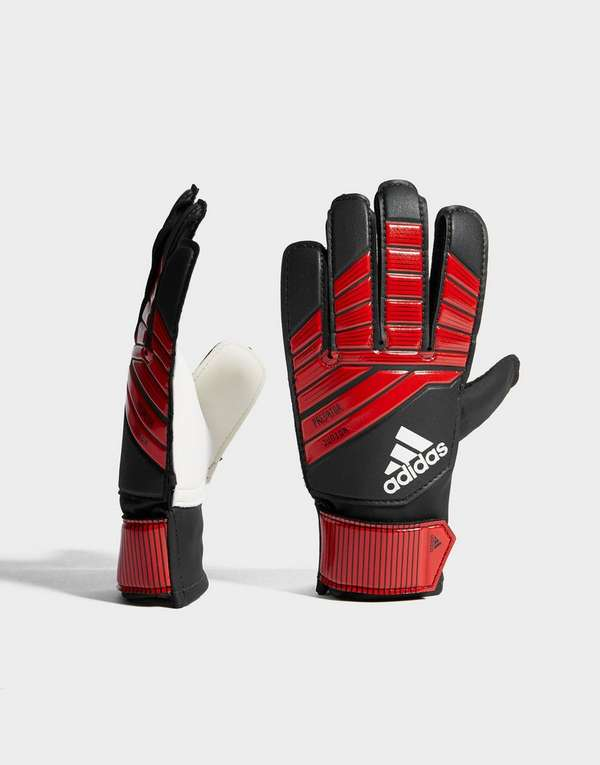 adidas Predator Goalkeeper Gloves Junior  d58ce1dd92