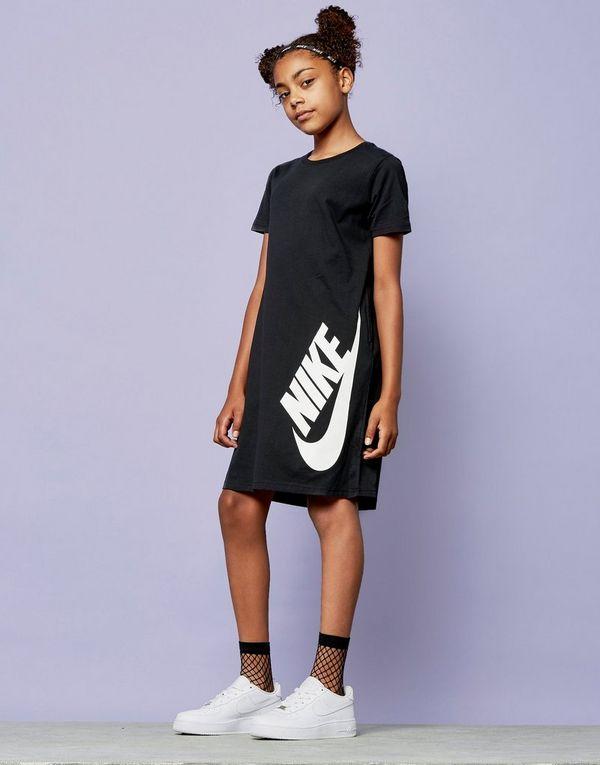 Nike Girls  Futura T-Shirt Dress Junior  a572ad6a7c