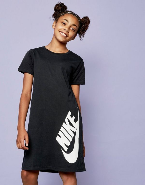 b7c4e4c5e9a Nike Girls  Futura T-Shirt Dress Junior