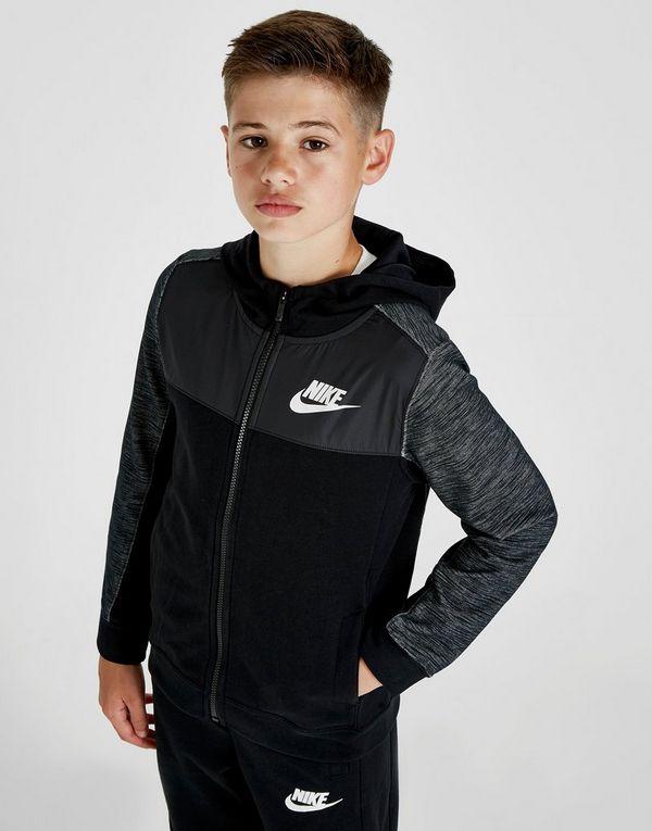 Nike Jd Junior Advance Woven Zippée Sports À Capuche Veste rPxHRw6rq