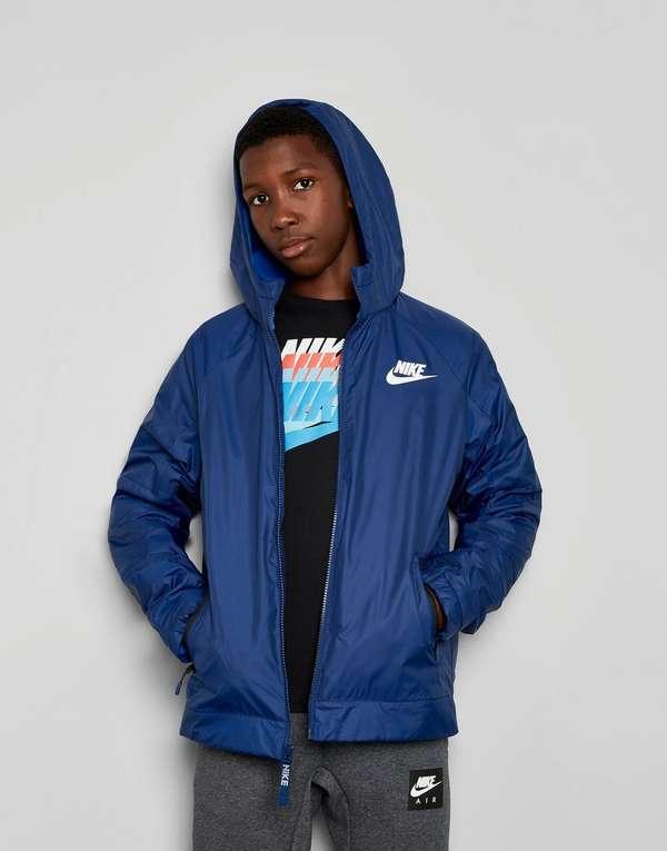389bf7ffce5b Nike Fleece Lined Jacket Junior