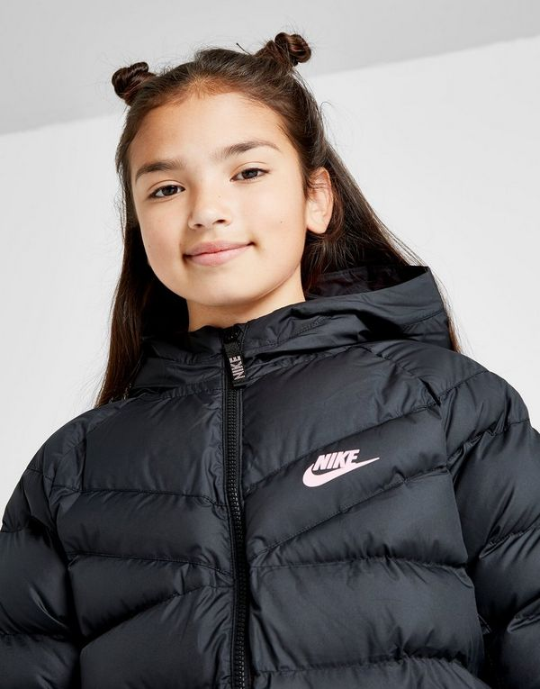 3a5ec8a36210 Nike Girls  Padded Jacket Junior