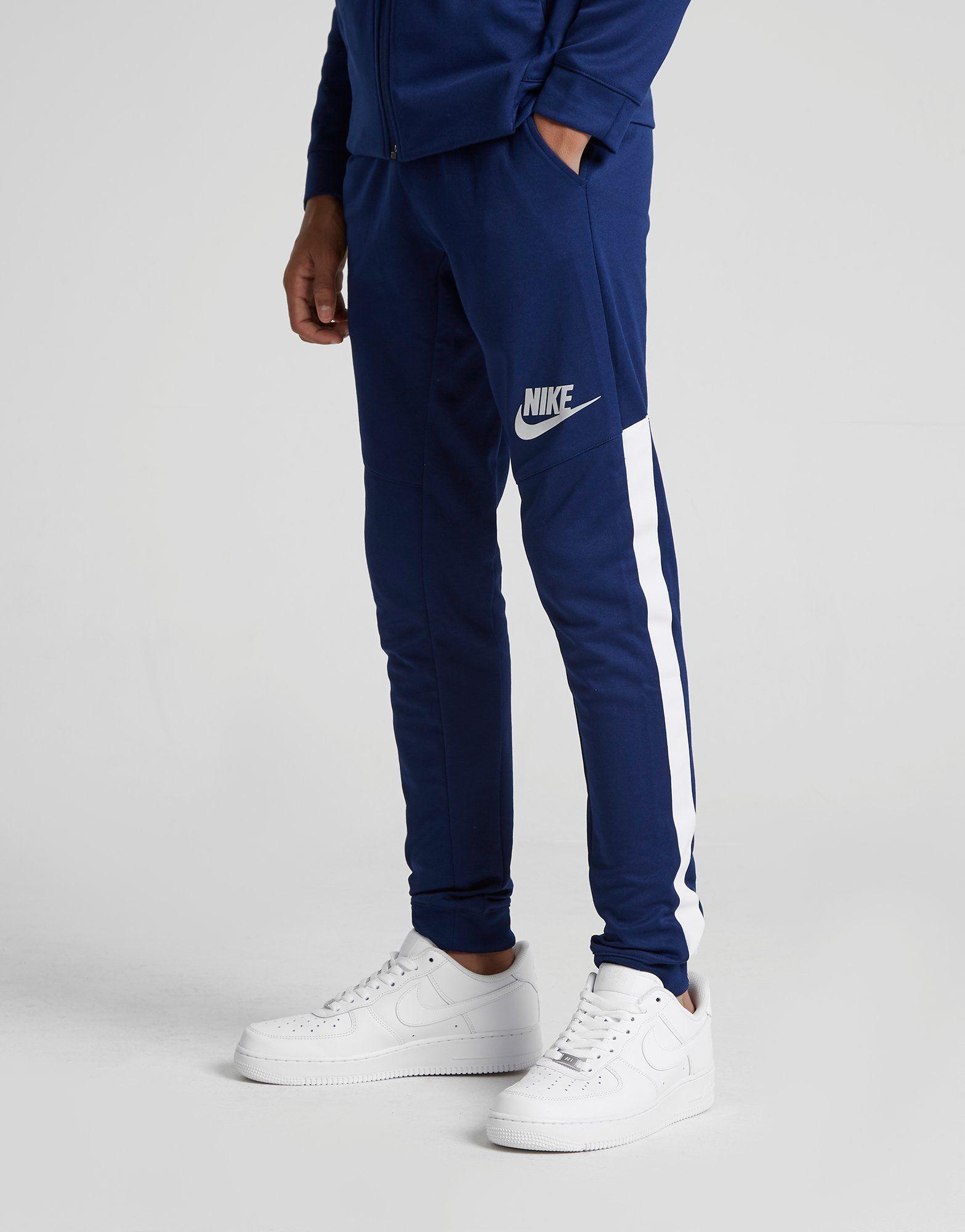 7979f02634b1 Nike Tribute Poly Track Pants Junior