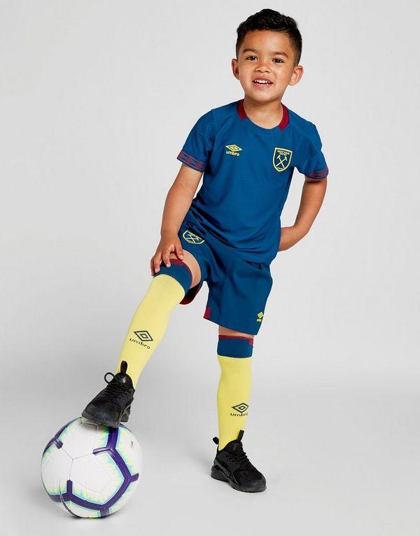 Umbro West Ham United FC 2018 19 Away Kit Children  14a617563