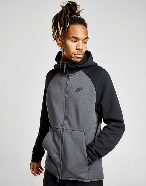 timeless design de587 461bf Nike Veste à capuche Tech Fleece Windrunner Homme