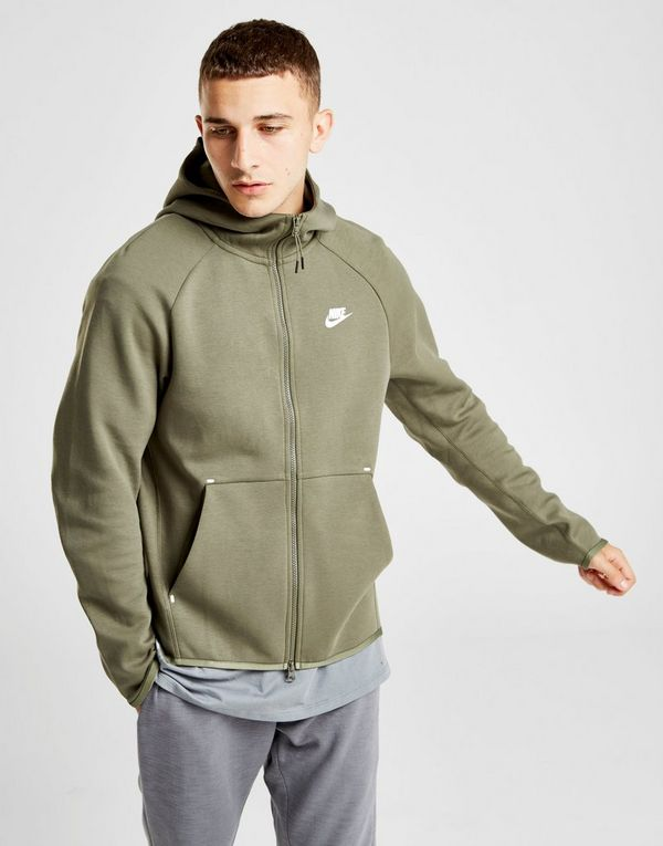 2de91a4c2d4 Nike Tech Full Zip Hoodie Heren | JD Sports