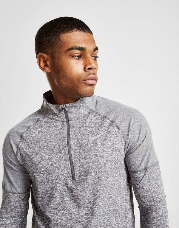 80c4446d17d1 Nike Dry Element 1 2 Zip Running Top