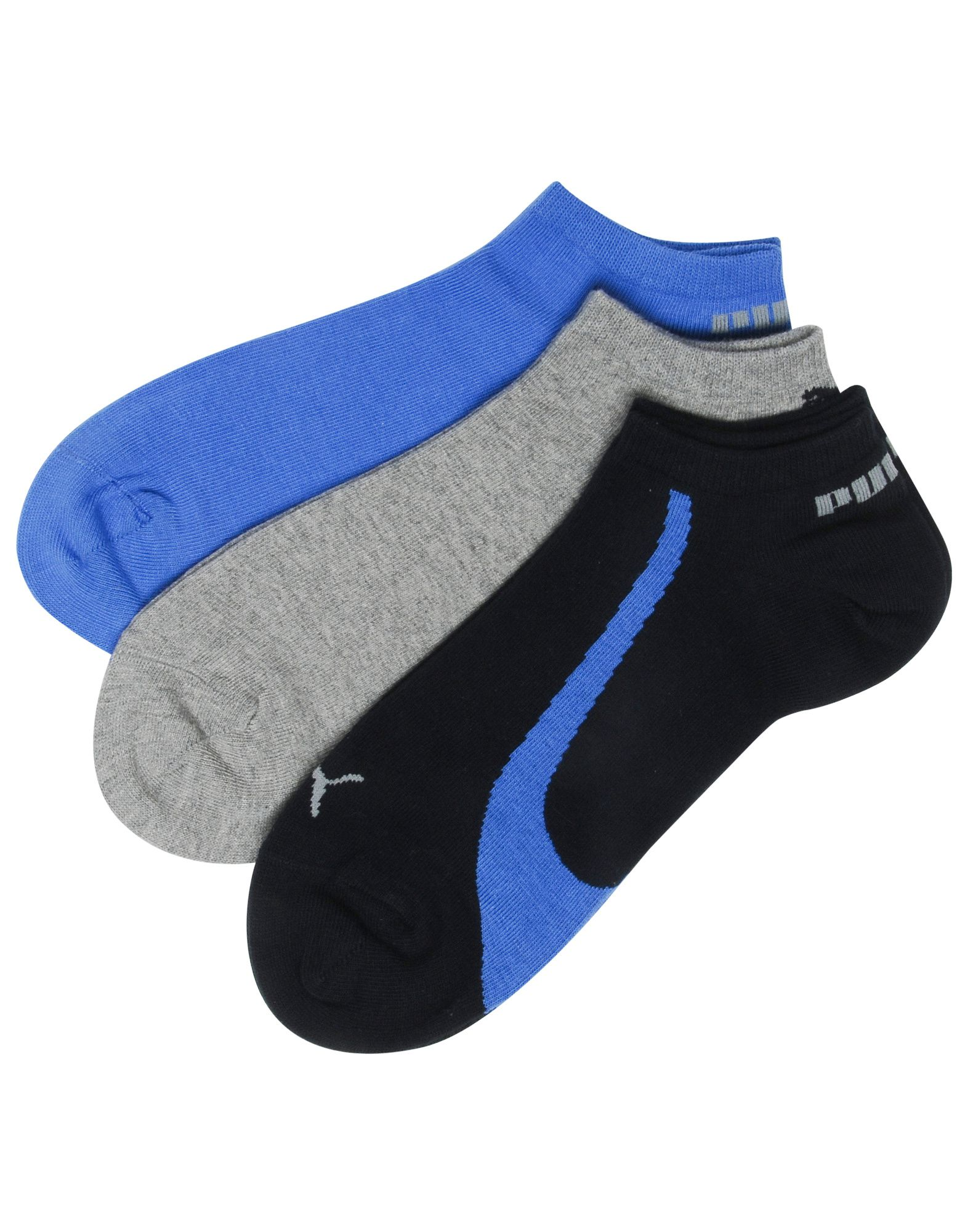 Puma Puma 3 Pack Socks Multi