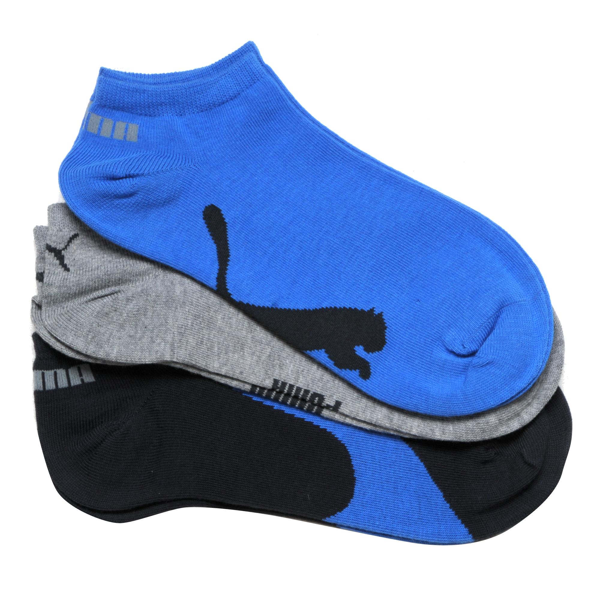 Puma Puma 3 Pack Socks Multi