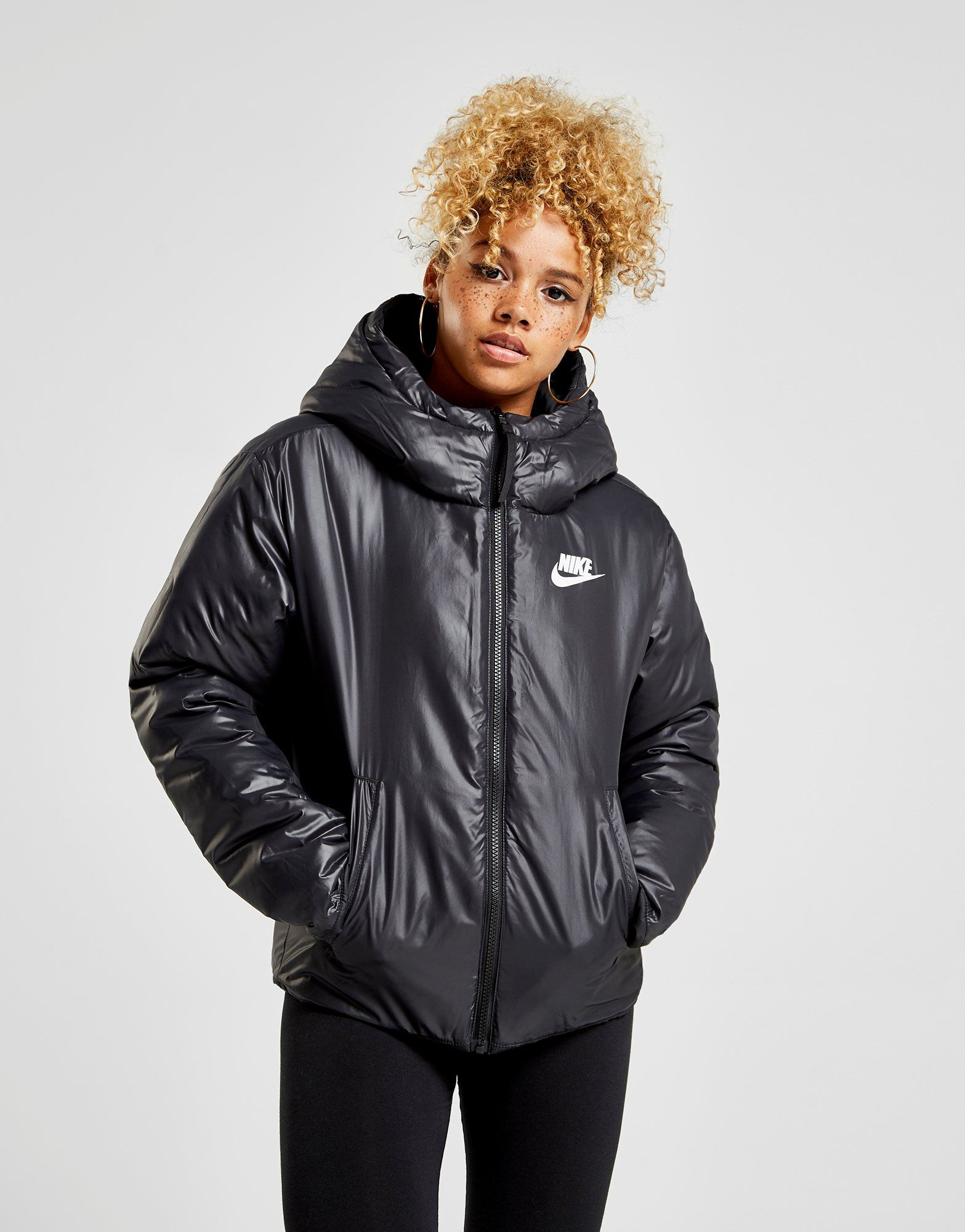 Nike chaqueta Reversible Padded