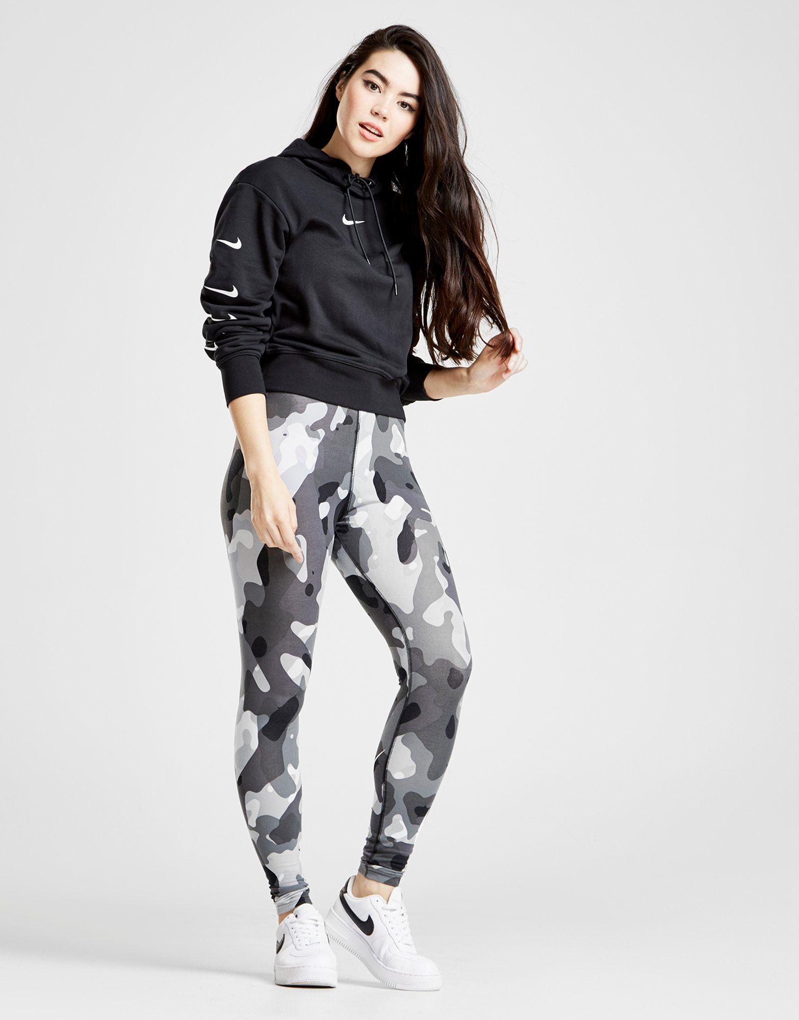 Nike Sweat à capuche Repeat Swoosh Femme