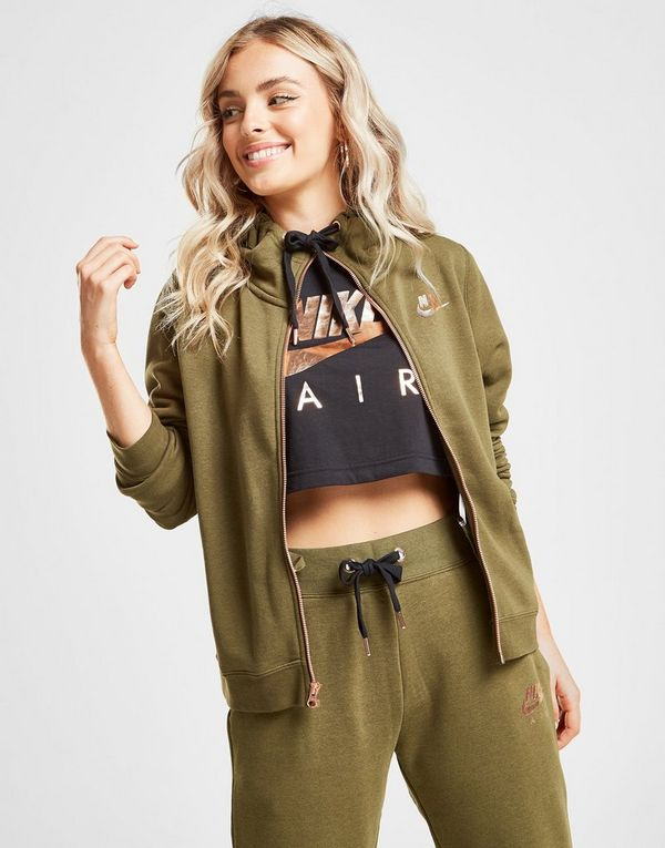 dfbf2508a600 Nike Veste zippée à capuche Air Femme