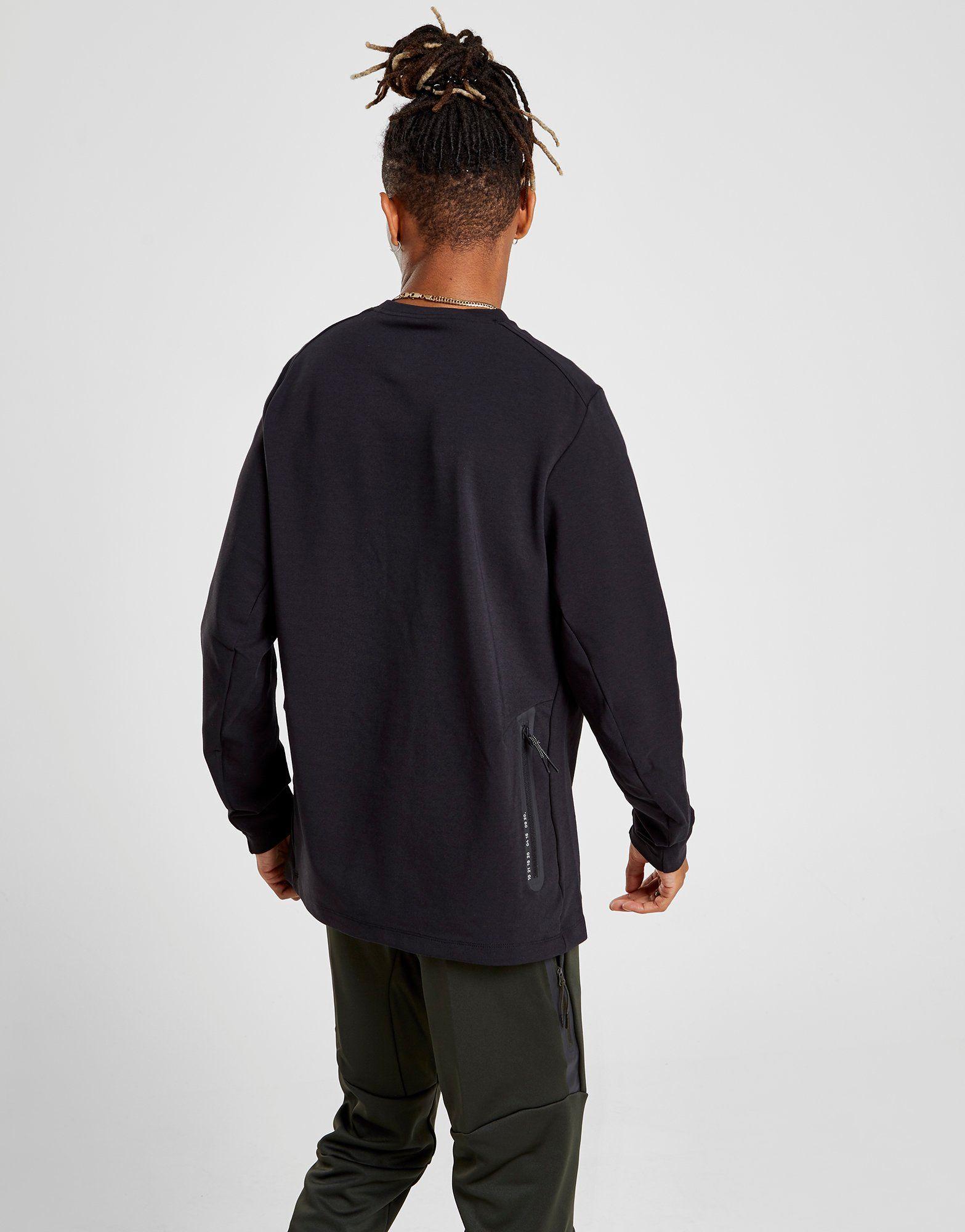 Nike Sportswear Tech Crew Sweatshirt Herre