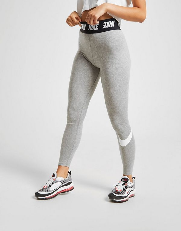 7e3391e0211ca Nike High Waisted Swoosh Leggings | JD Sports Ireland