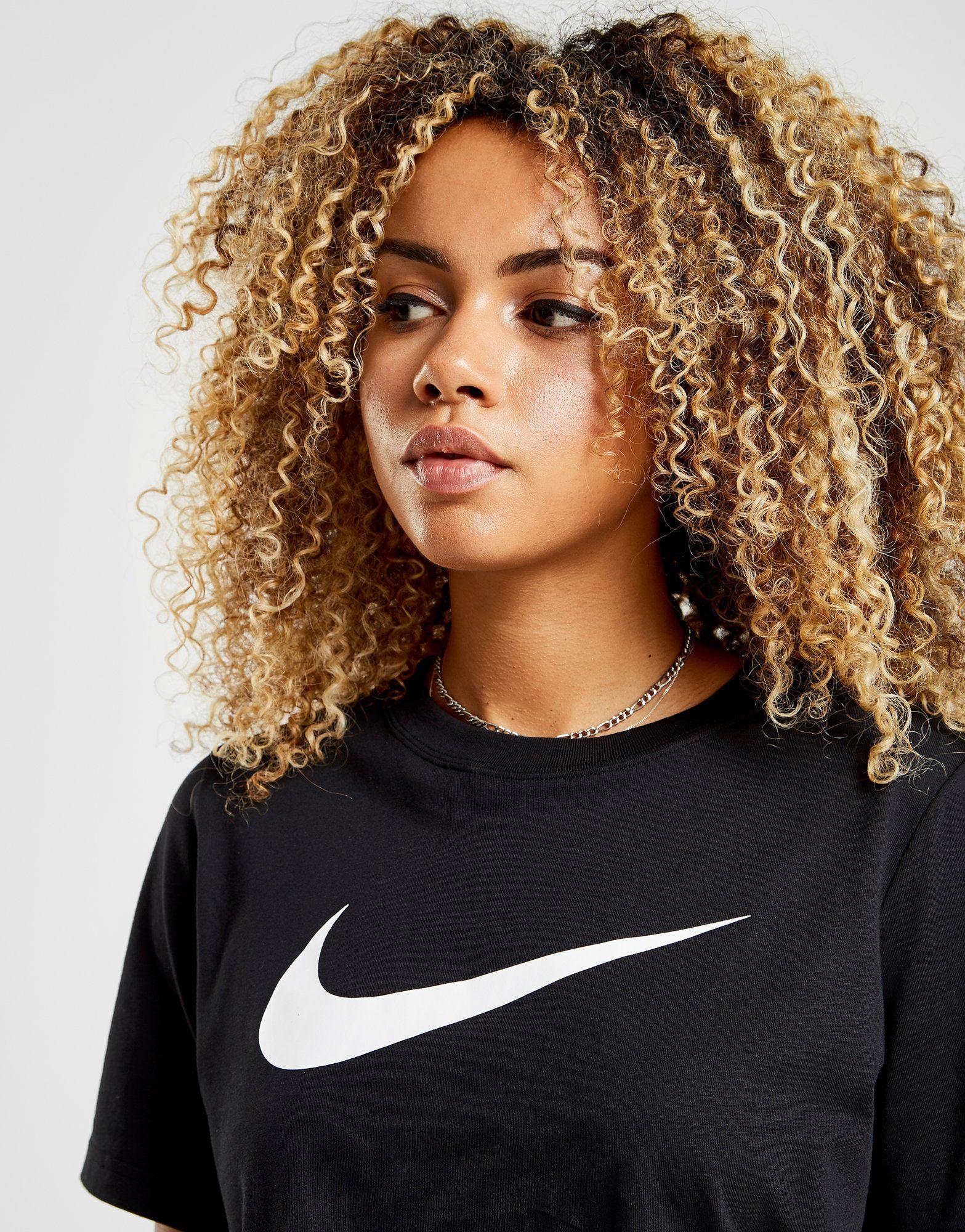 Nike Swoosh T-Shirt Dames