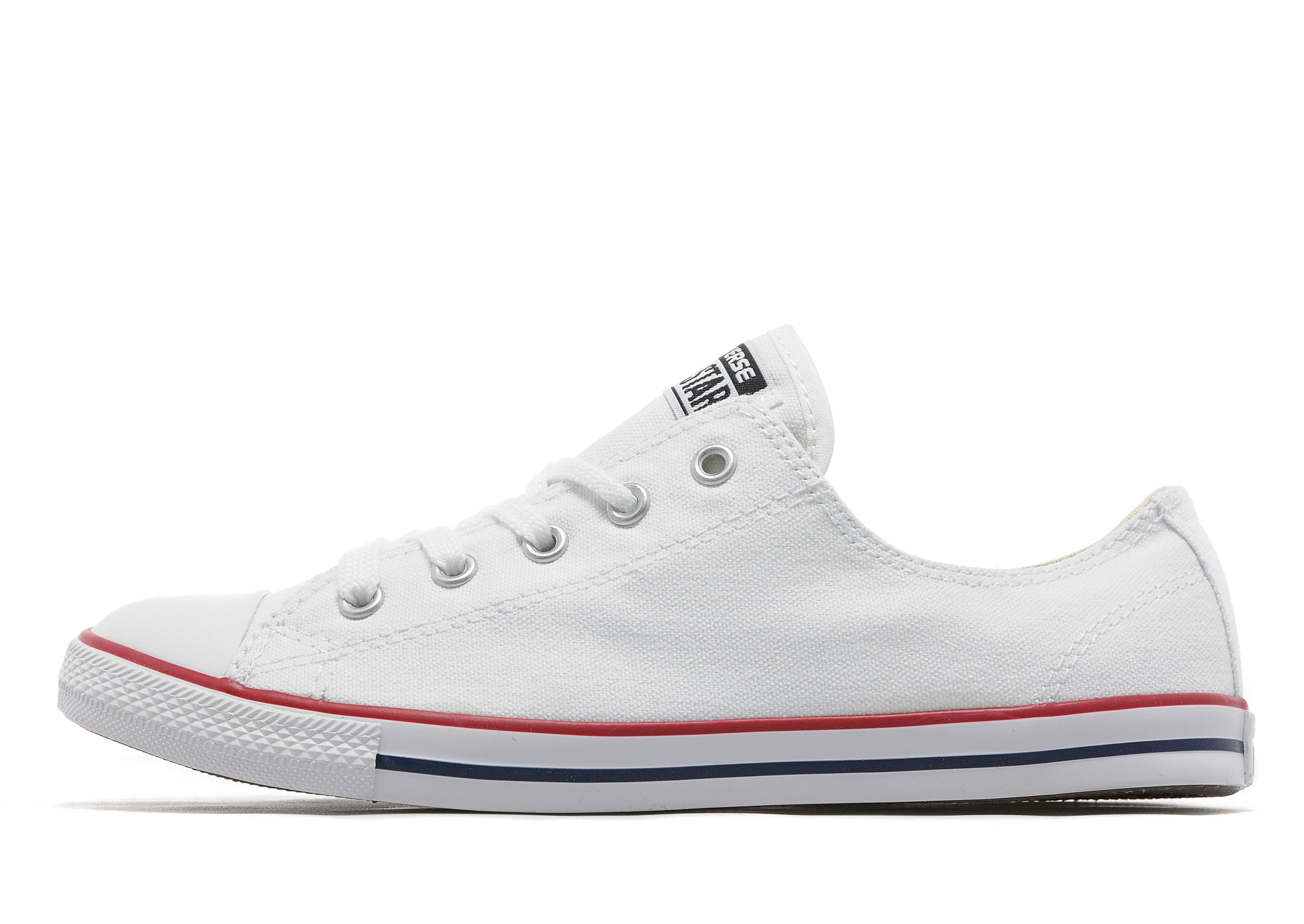 f4c89d69efe CONVERSE Chuck Taylor All Star Dainty Low Top Womens