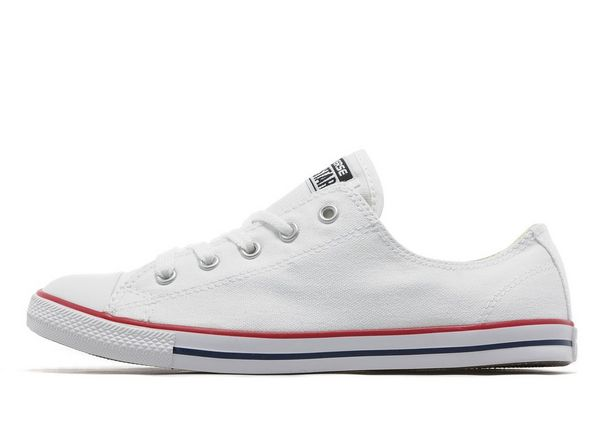 0f631f48255e CONVERSE Chuck Taylor All Star Dainty Low Top Womens