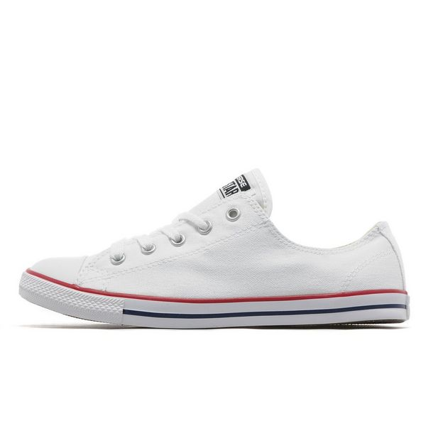 1952159e7ef2 CONVERSE Chuck Taylor All Star Dainty Low Top Womens ...