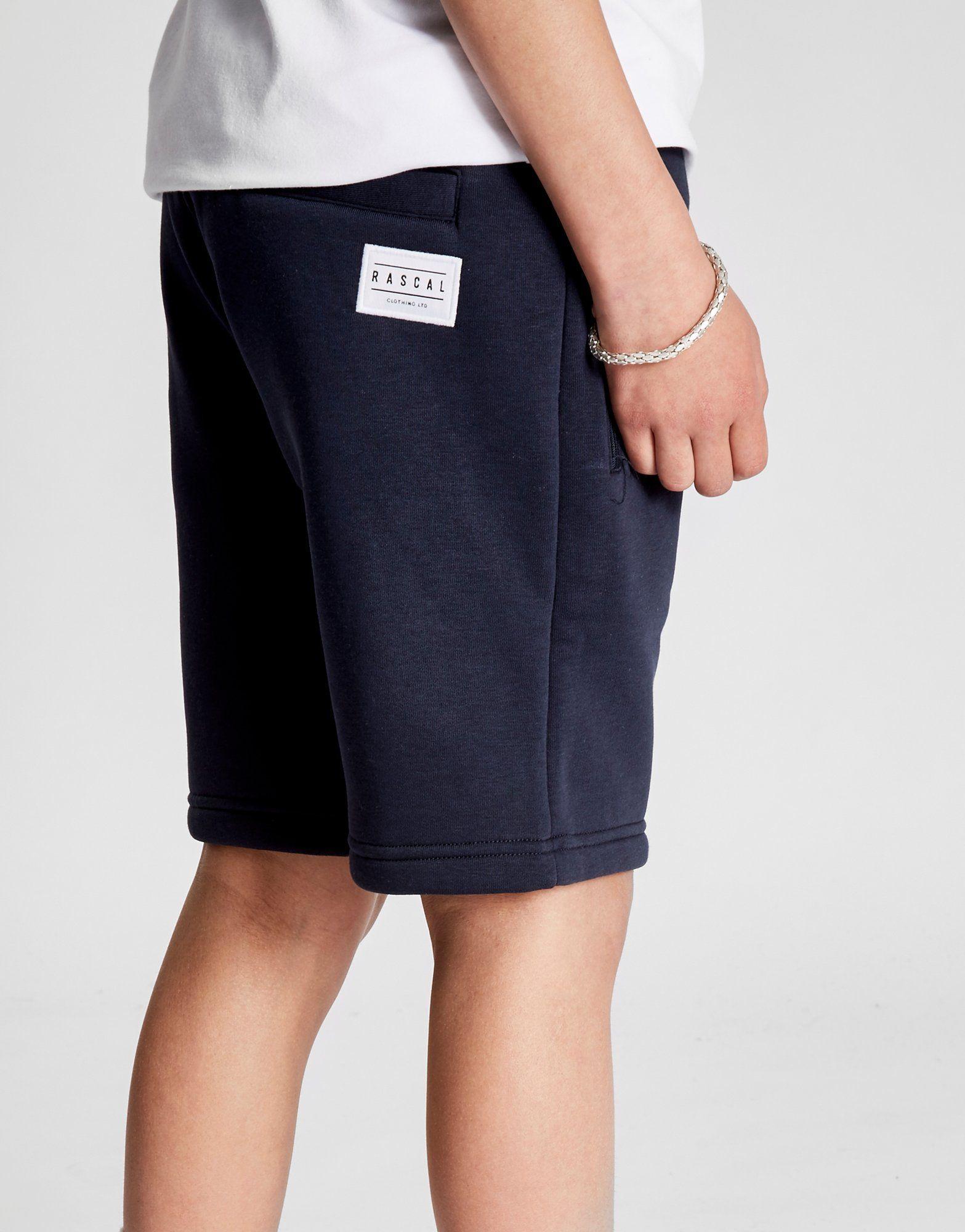 Rascal Essential Fleece Shorts Junior