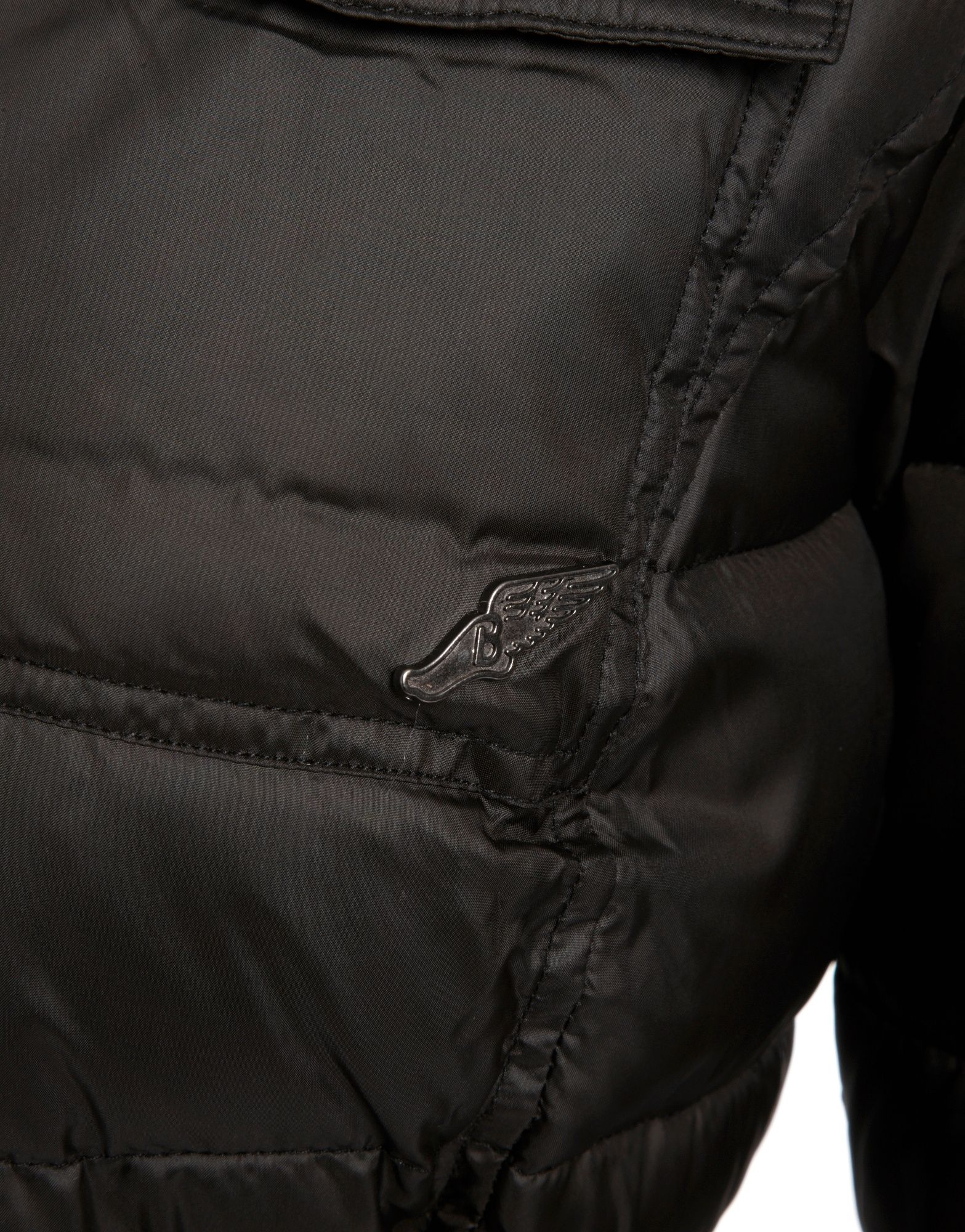 Brookhaven Miranda Belt Padded Jacket