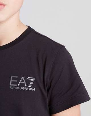 cd7de4dd004 ... Emporio Armani EA7 Core Logo T-Shirt Junior ...