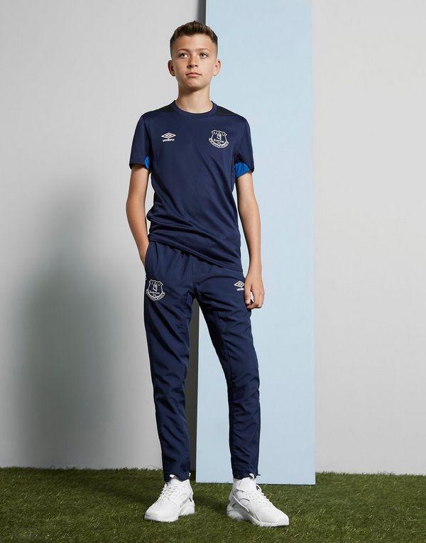 4837765456 Umbro camiseta de entrenamiento Everton FC 2018 19 júnior
