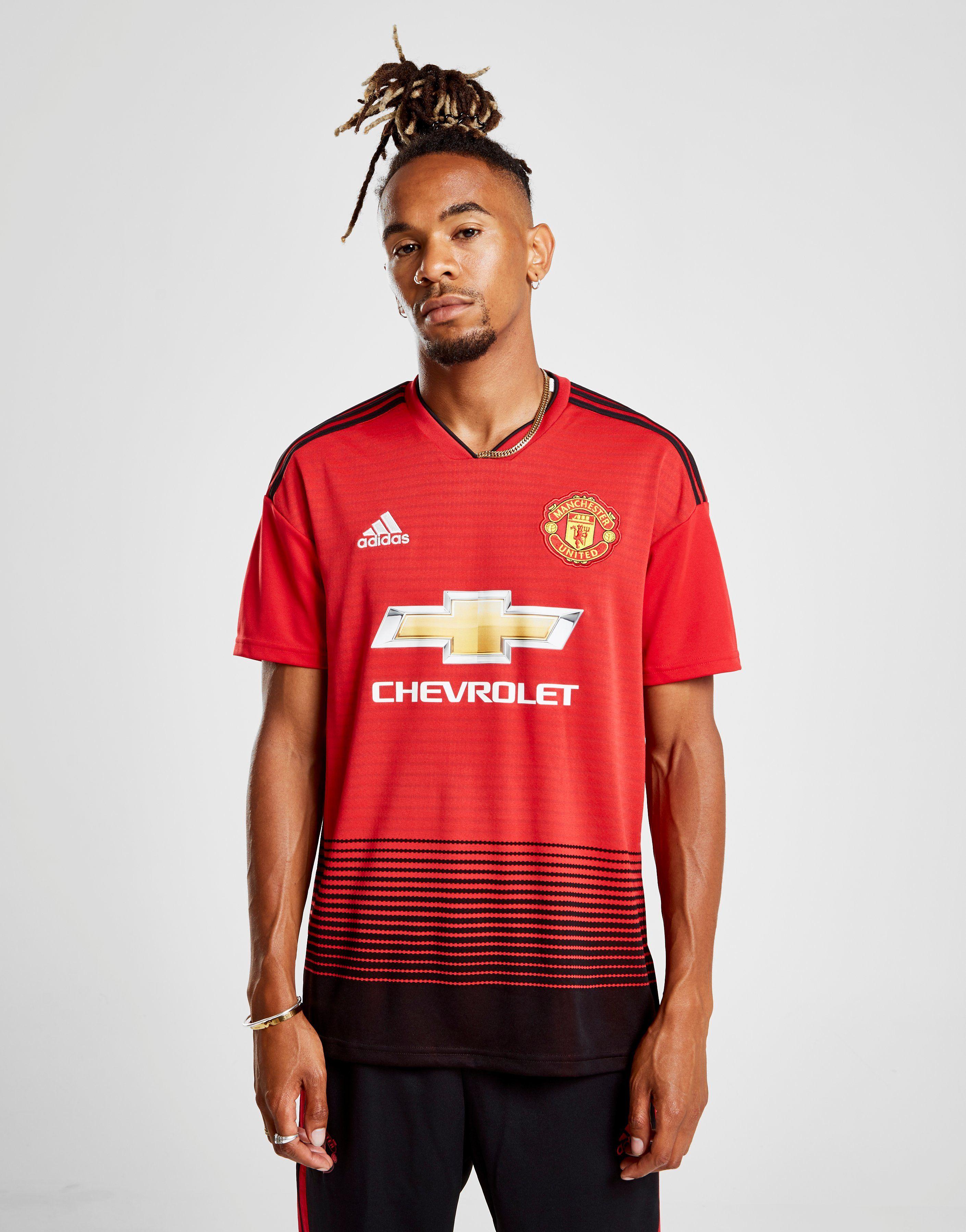 adidas Manchester United FC 2018/19 Maglia Home