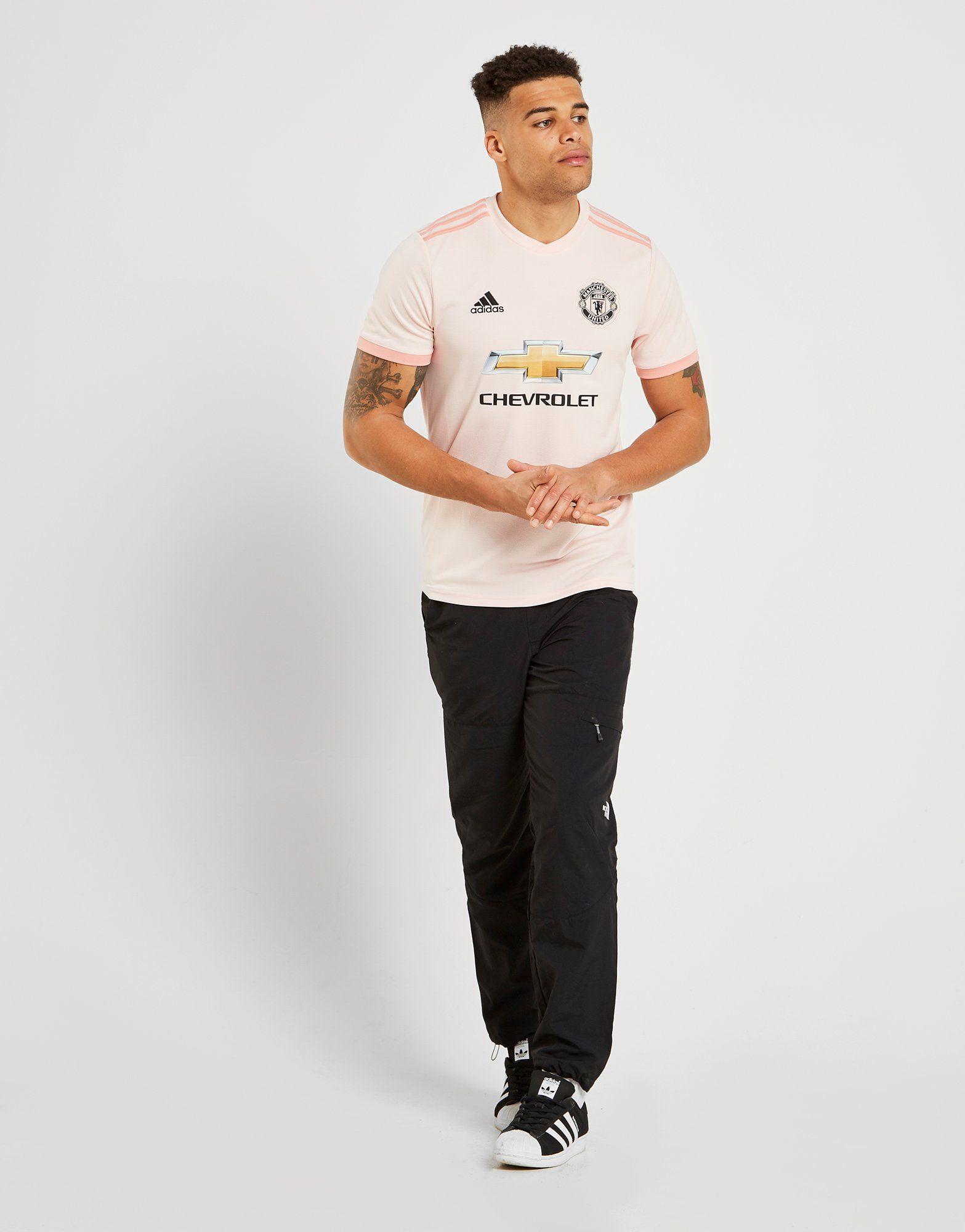 adidas Manchester United FC 2018/19 Away Shirt
