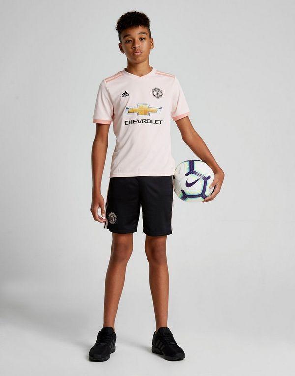 19b2f7de4c8 adidas Manchester United FC 2018 19 Away Shirt Junior