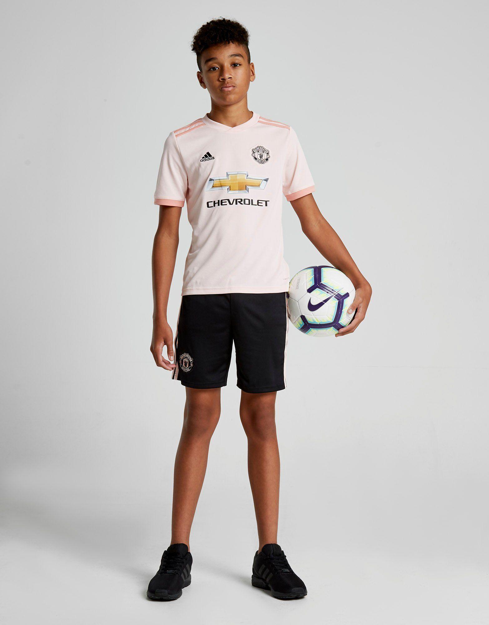 adidas Manchester United FC 18/19 Bortashorts Junior