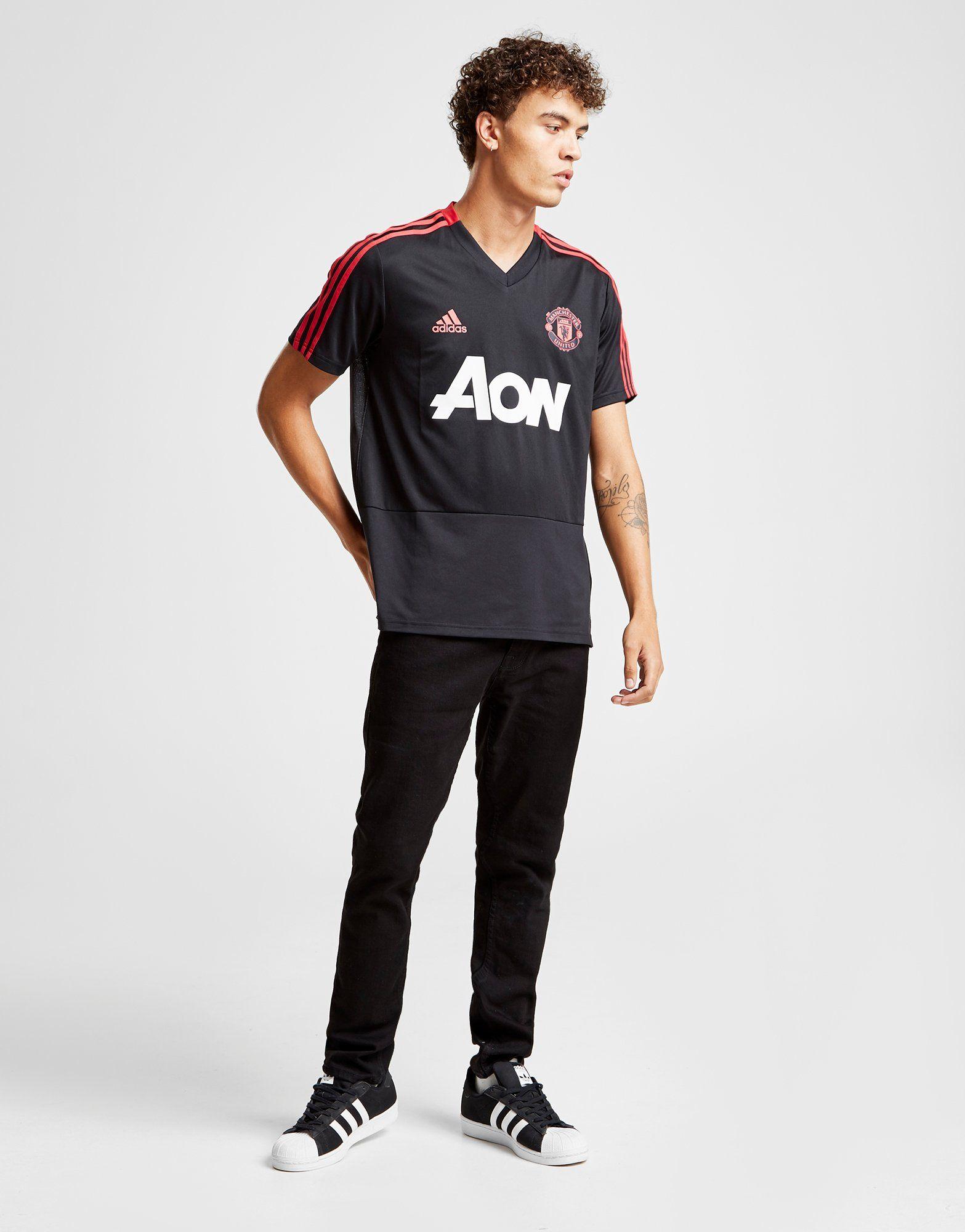 adidas Manchester United FC Träningströja