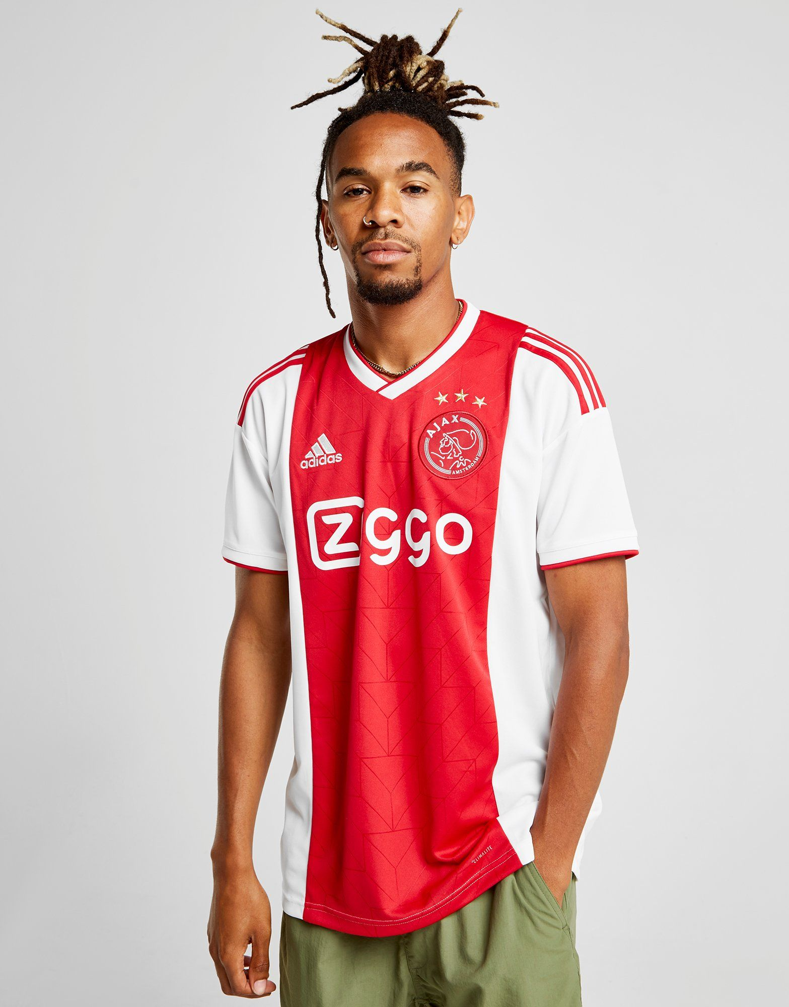 adidas Ajax 2018/19 Home Shirt