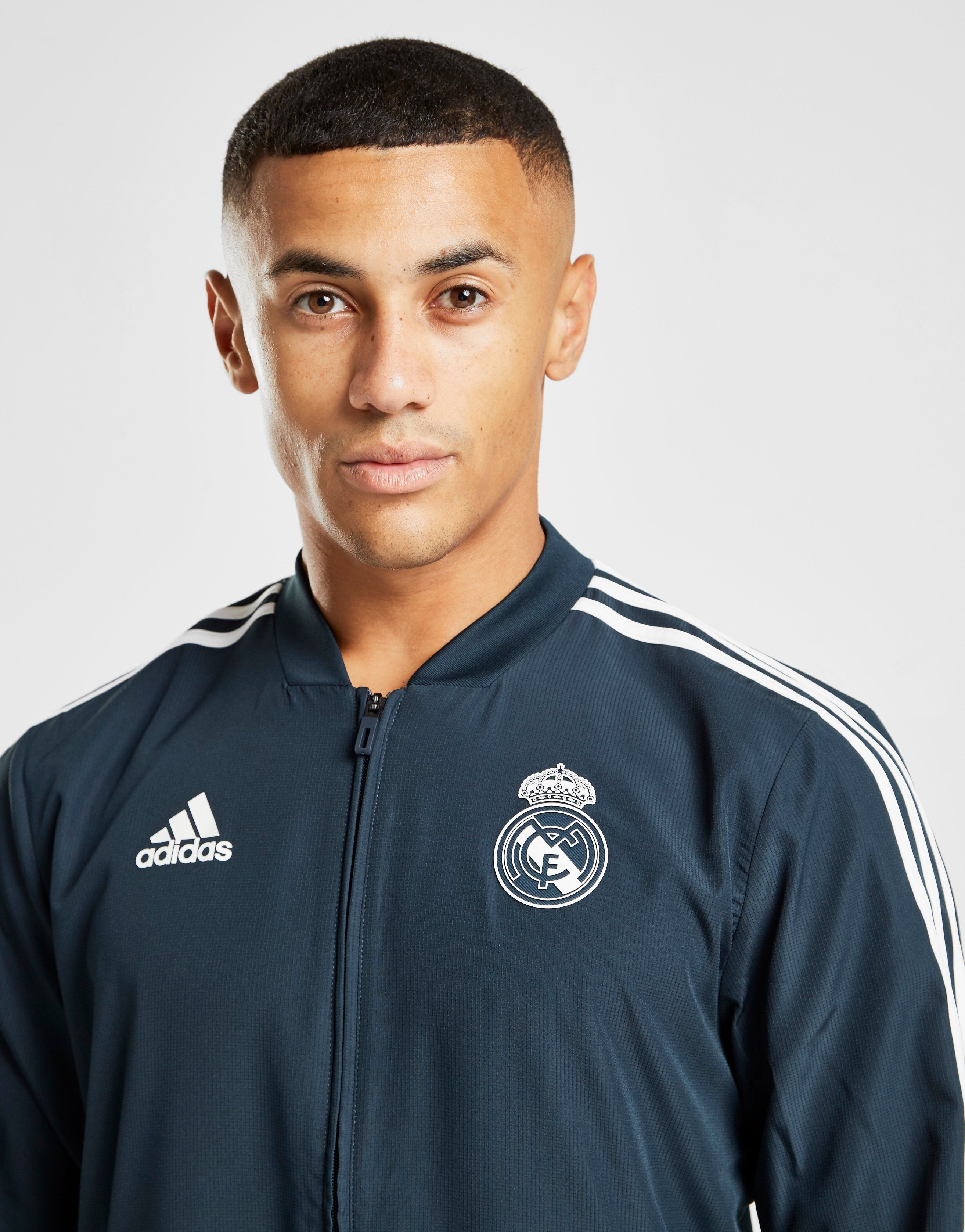 adidas Real Madrid Presentation Jacket