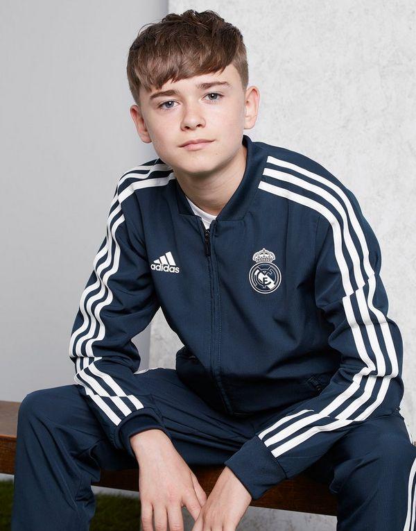 adidas Veste Officielle Real Madrid Junior   JD Sports c57e47bcbfbf