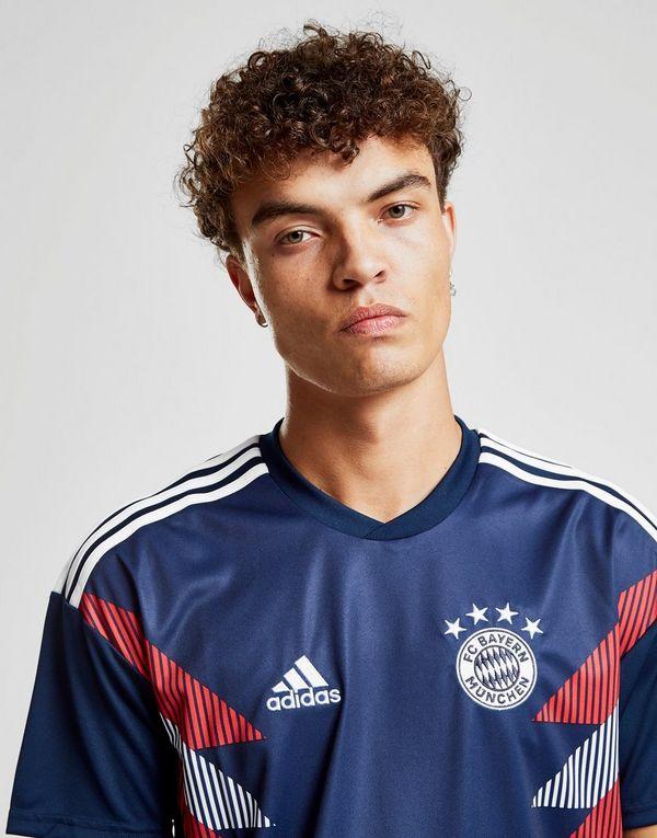 4656f3ea2408 adidas FC Bayern Munich 2018 19 Pre Match Shirt