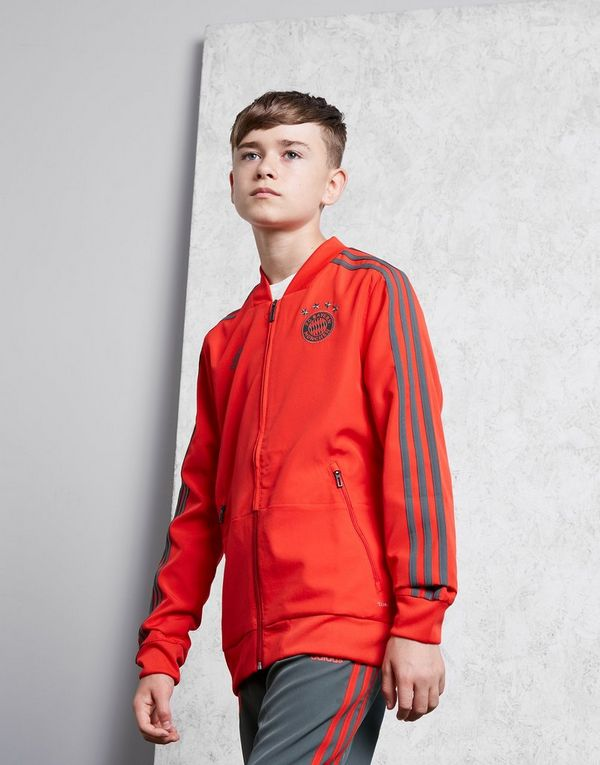 Presentation Fc Bayern 1819 Sports Junior Adidas Monaco Giacca Jd qSXwnwfB