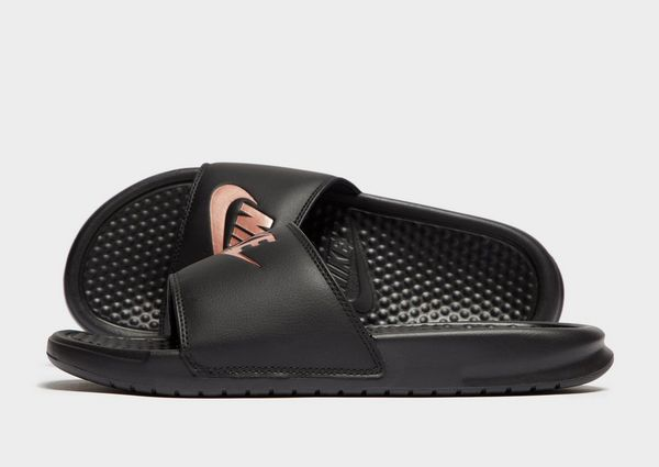 87b023283dc2 Nike Benassi Just Do It Slides Women s