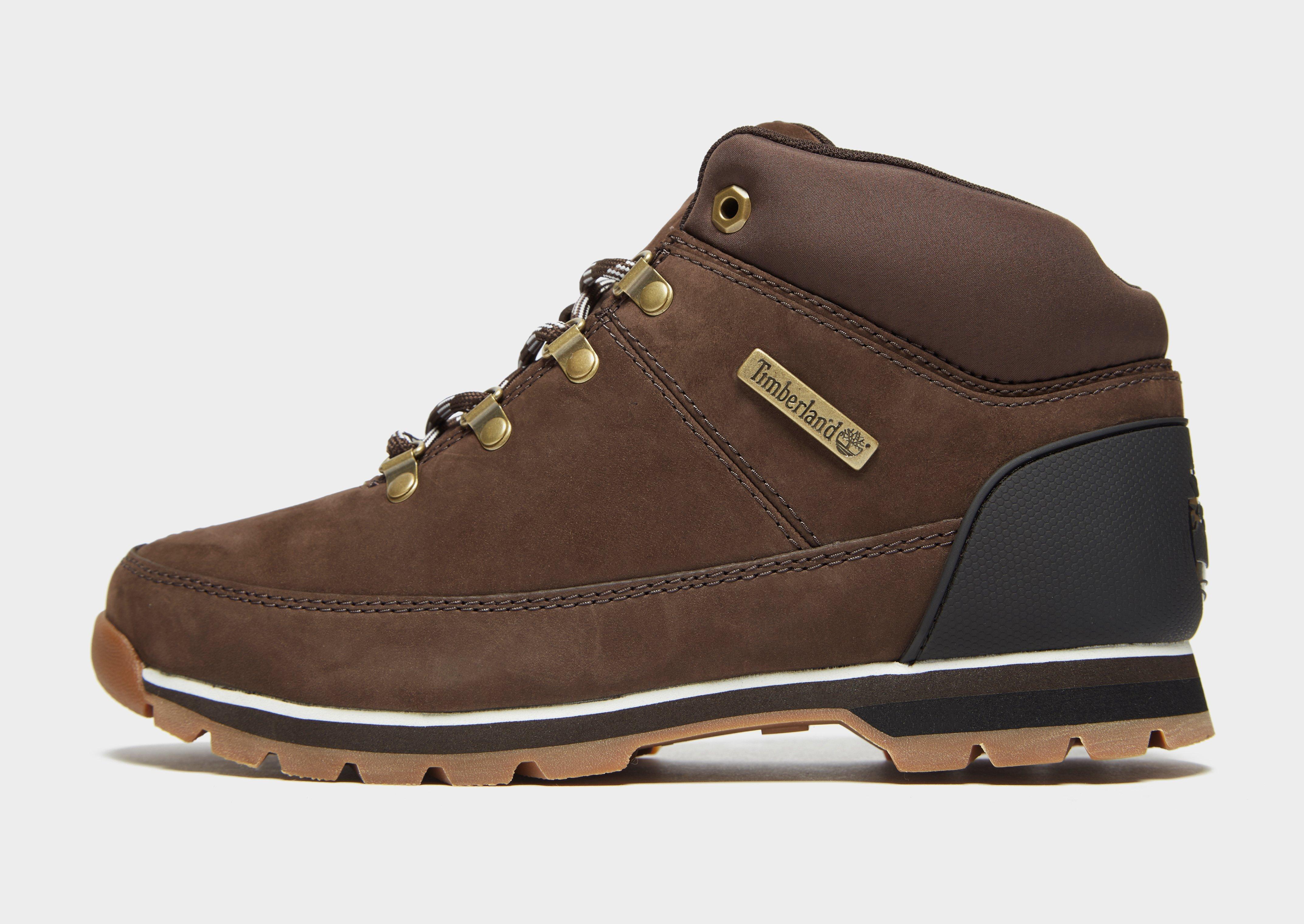 5a16b4d91c9 Details about New Timberland Calderbrook 3 Boots Brown