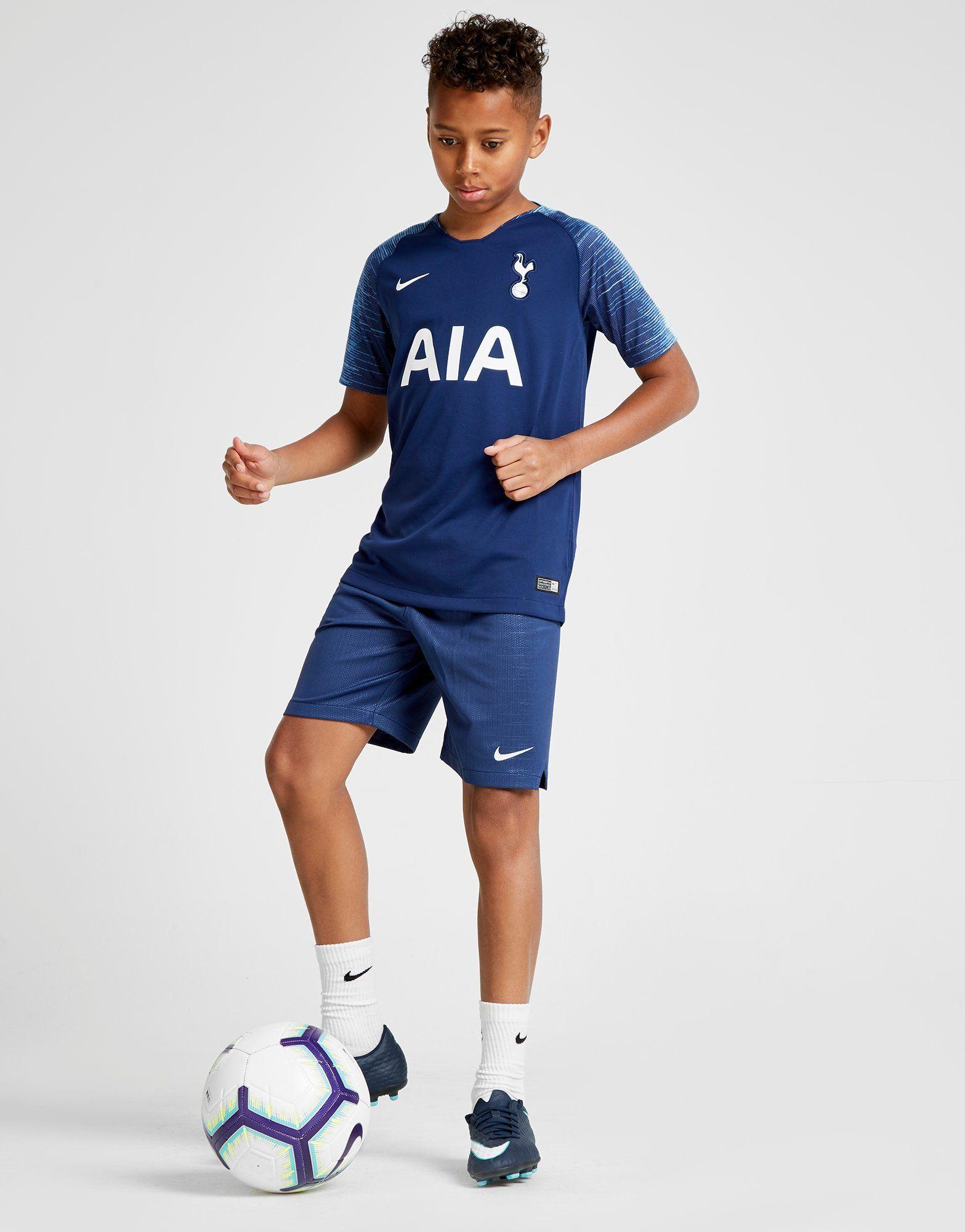 Nike Tottenham Hotspur FC 2018/19 Away Shirt Junior