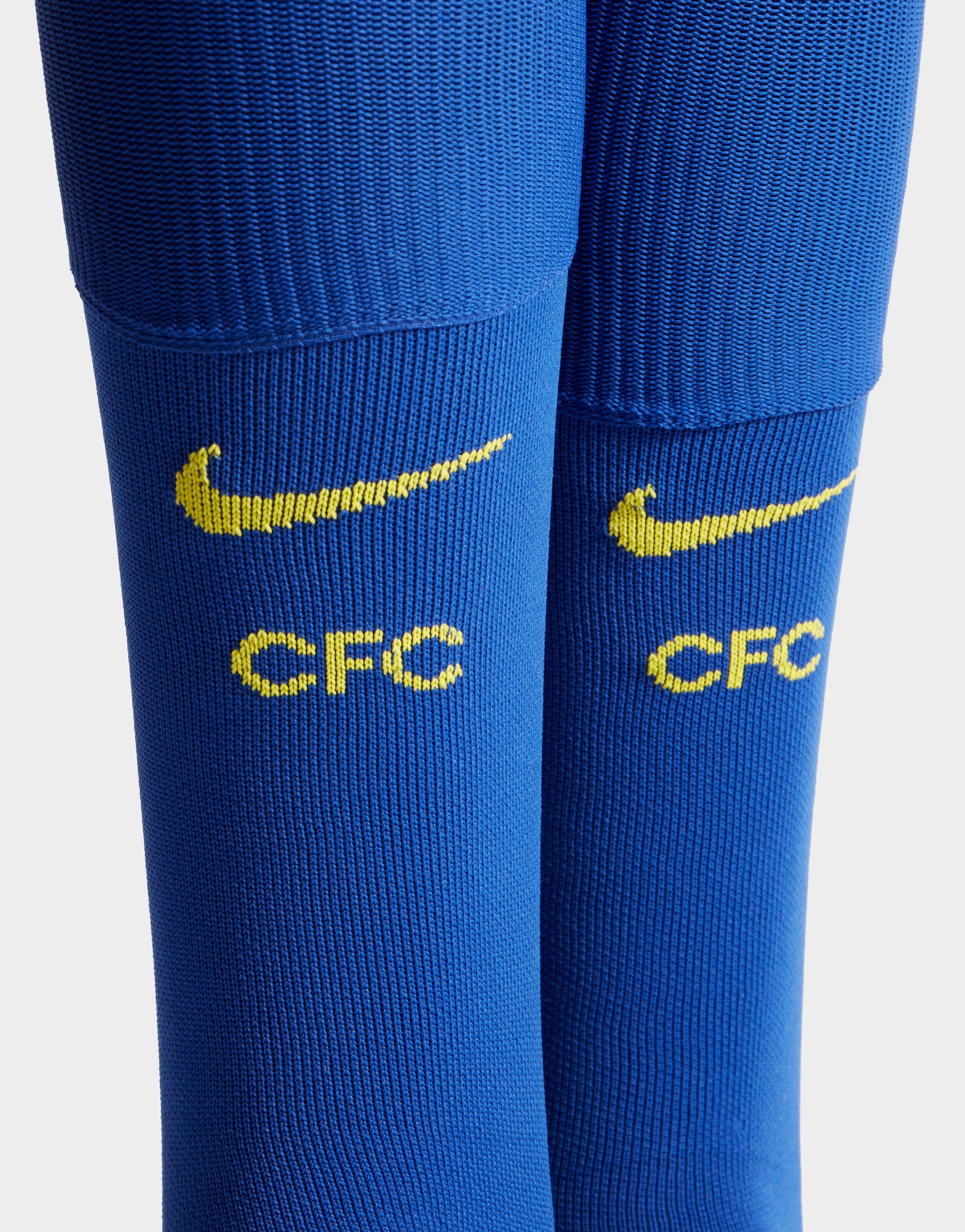 Nike Chaussettes Extérieur Chelsea FC 2018/19 Junior