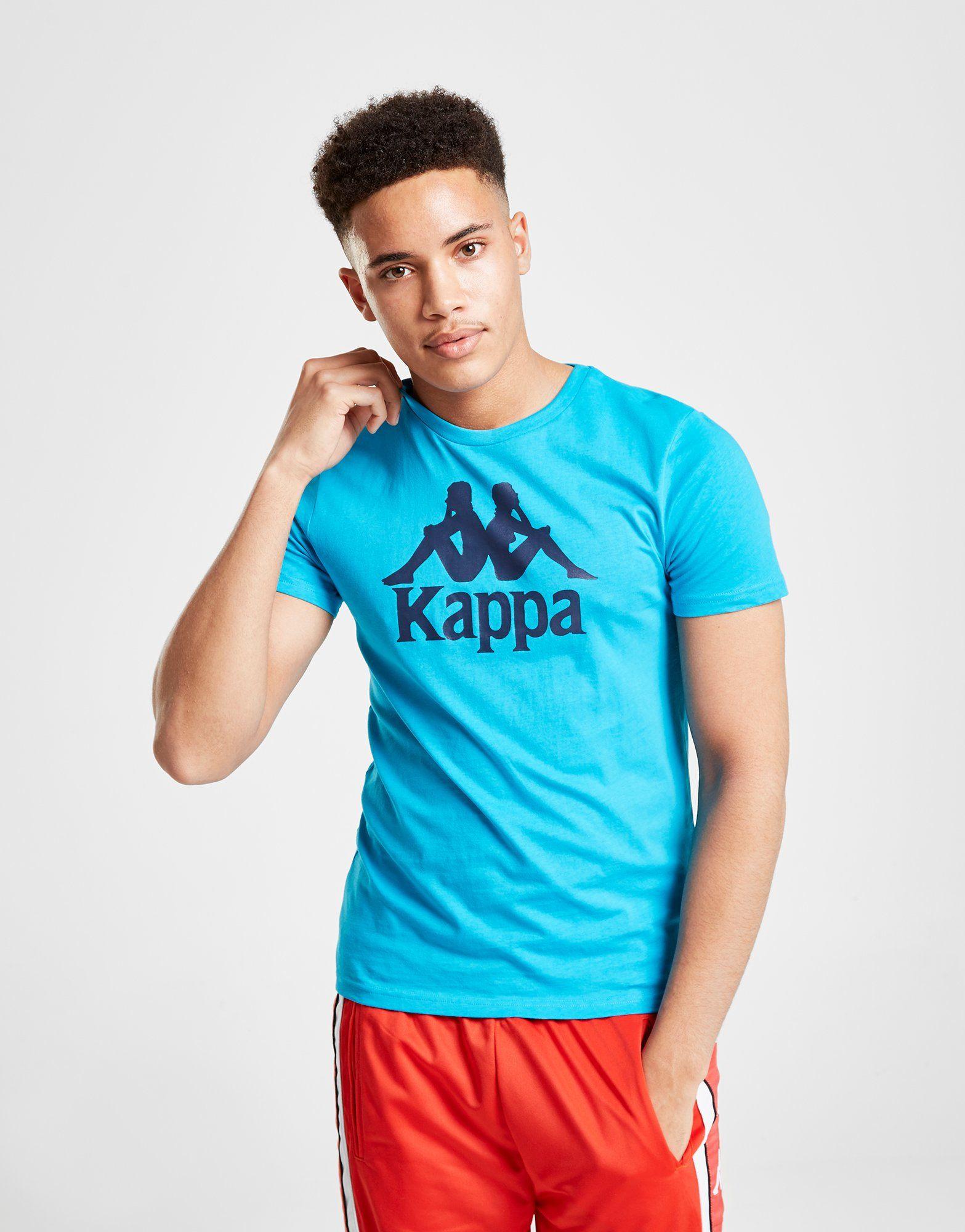 Kappa Estessi T-Shirt Heren