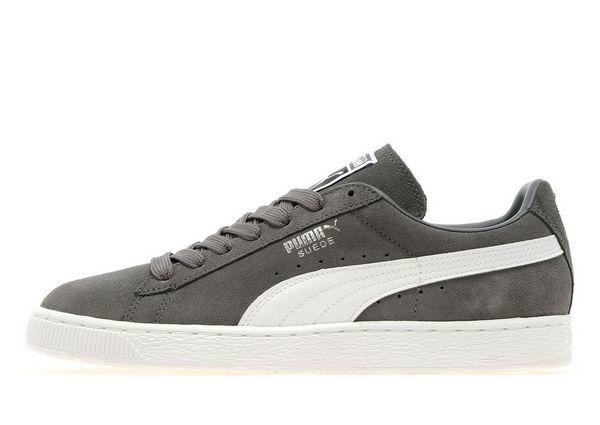 cheap for discount 3c255 aec84 ... PUMA Suede JD Sports Puma Suede Grey Dark ...