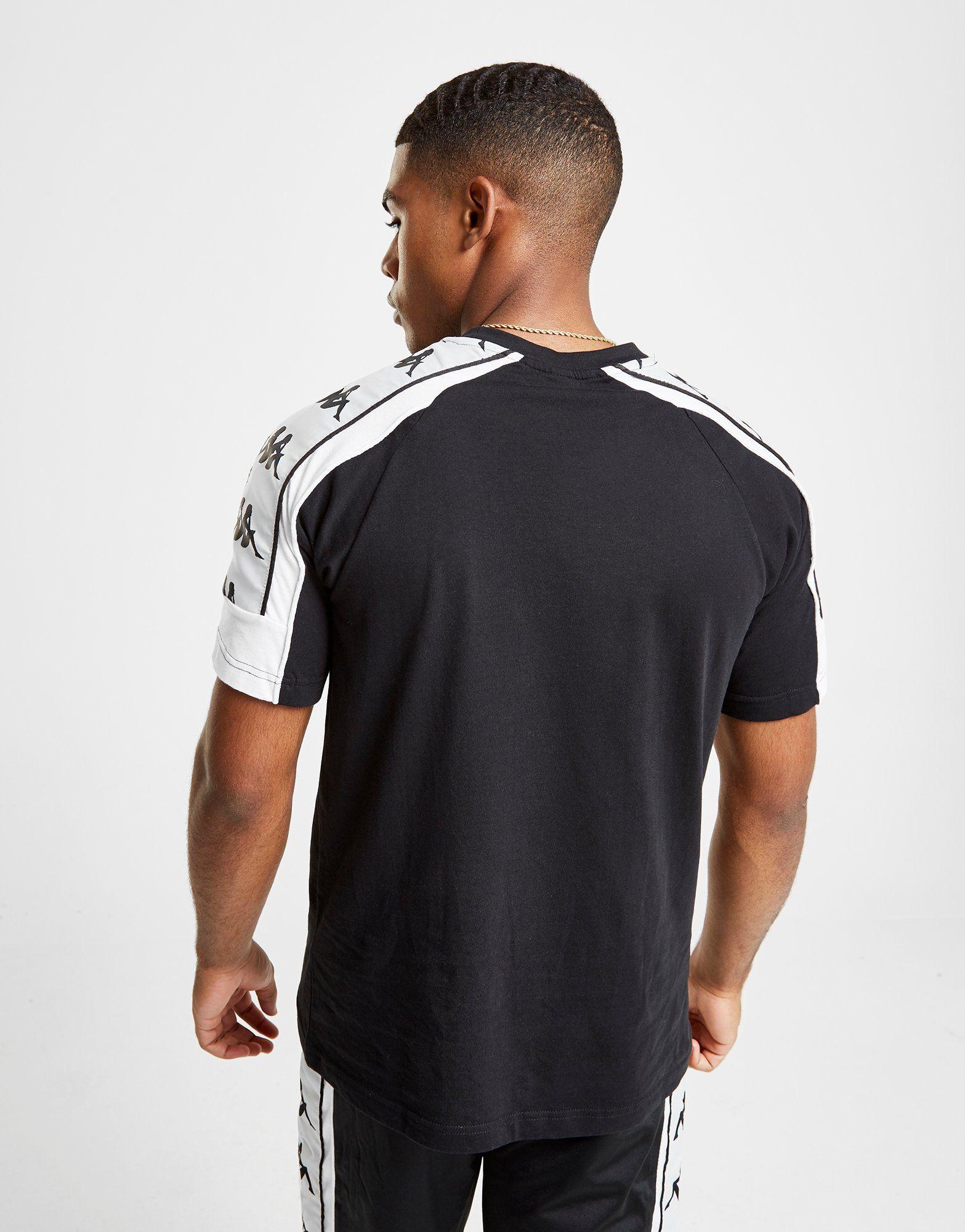 Kappa Arset Banda T-Shirt Heren