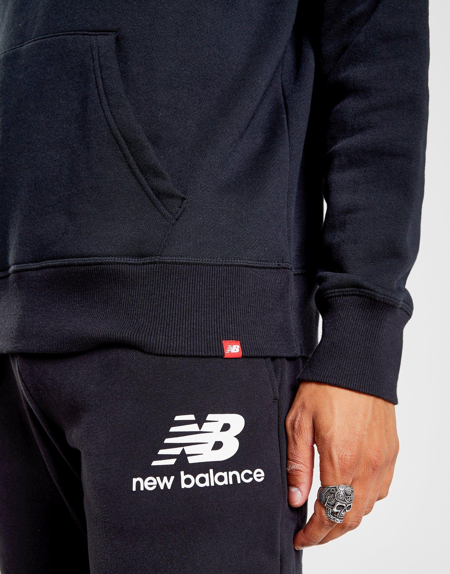 New Balance Large Logo Hoodie
