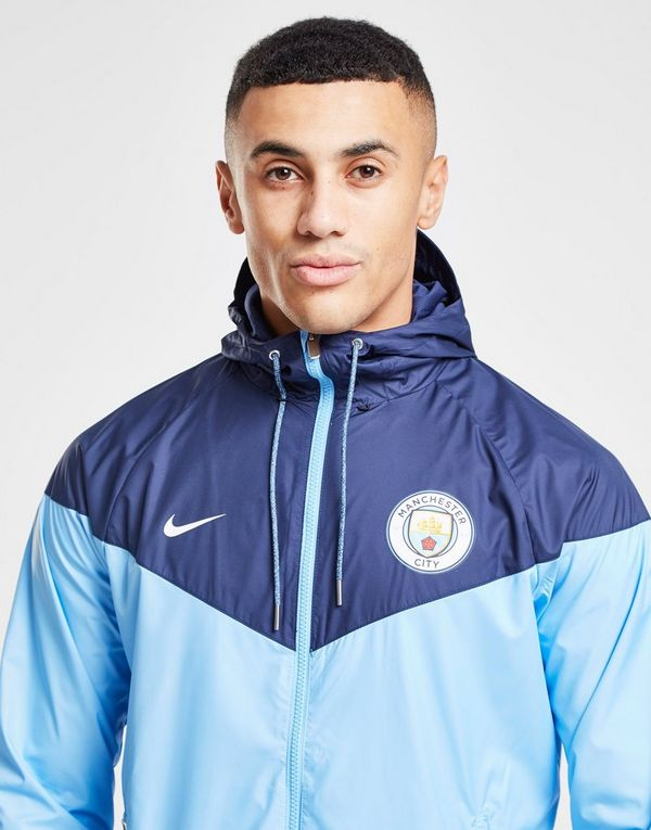0c75c295db NIKE Manchester City FC Windrunner Men s Jacket