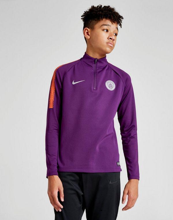 733290f7938 Nike Manchester City FC Squad Drill Top Junior | JD Sports Ireland