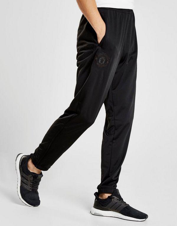 adidas Pantalon de survêtement Manchester United FC Icon Homme  e7f5926aff1