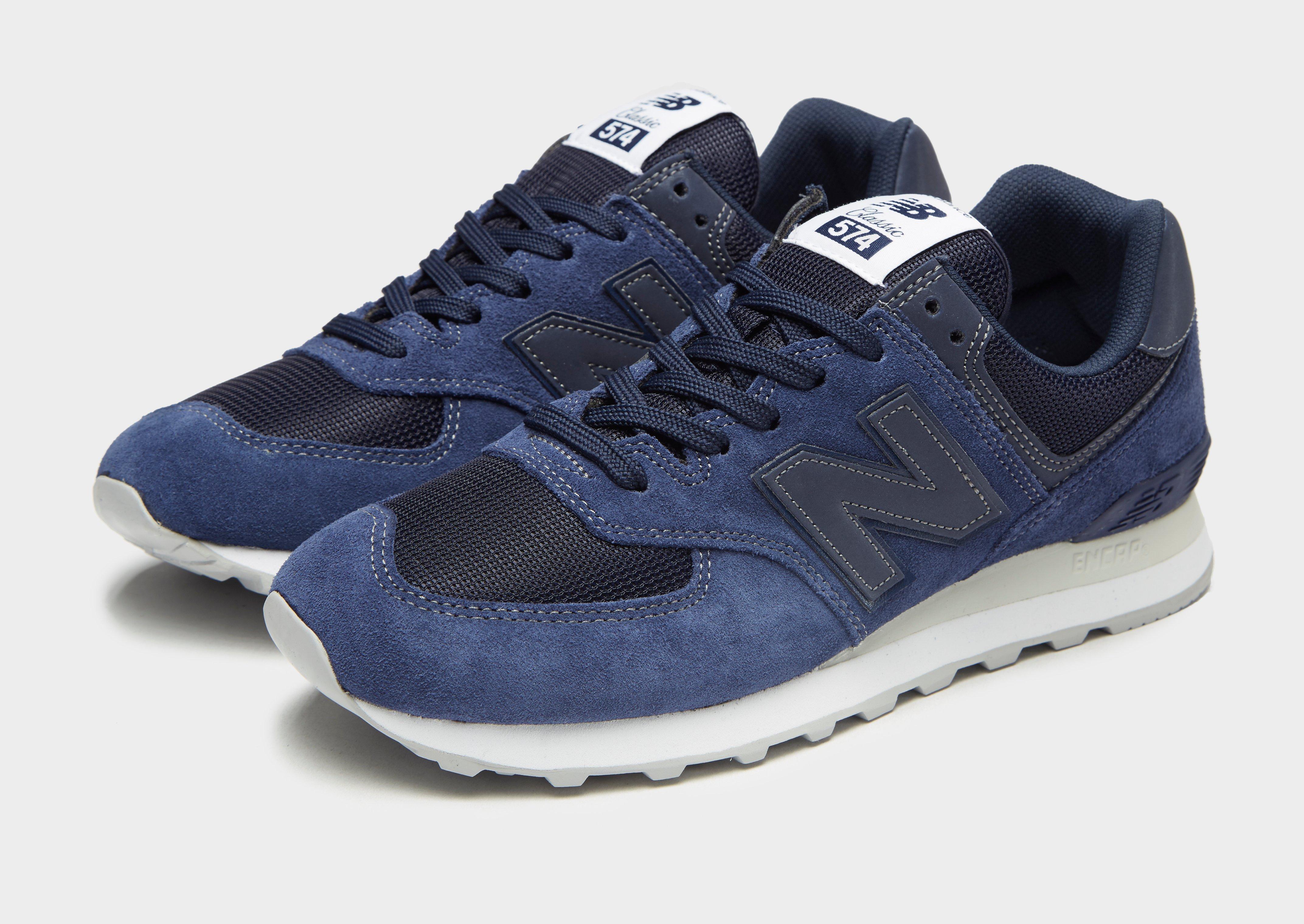 huge sale 31ec9 c704b ... new balance 574 homme bleu